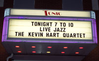 Kevin Hart Quartet Live Jazz at Tonic in Peoria